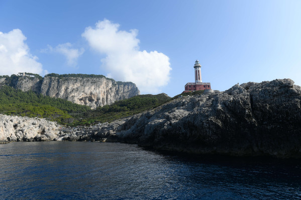 Capri and Blue grotto
