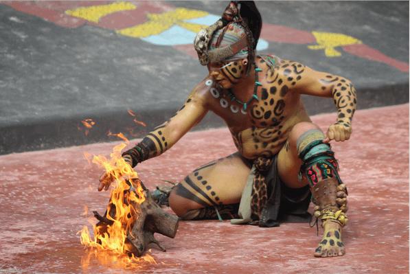 Mayan Ball Game Tour