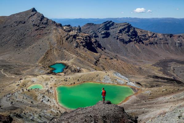 Tongariro Alpine Crossing Tour