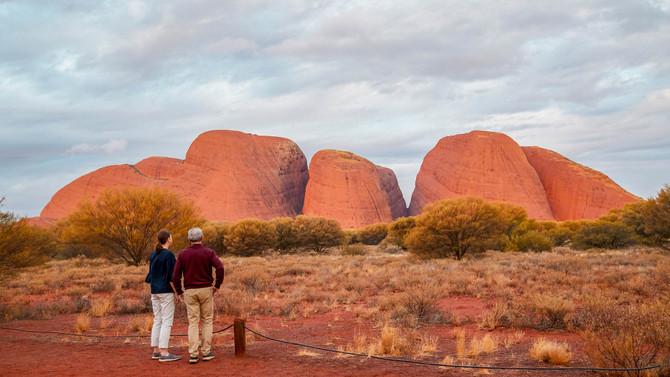 Uluru – Kata Tjuta sightseeing combo