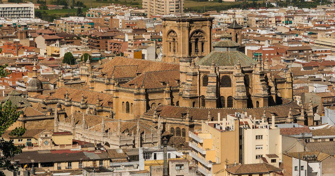 Granada, Chapel, Cathedral and Monastery tour