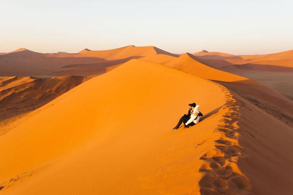 Dune 45 African tour