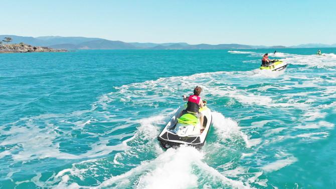 Jet Ski Whitsundays Discount