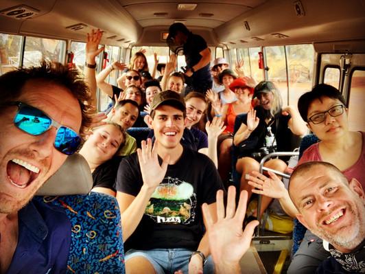 Uluru Camping Trips