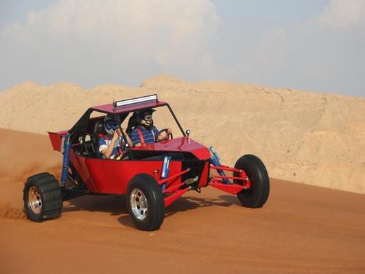 Dubai Dune Buggy Safari Coupons