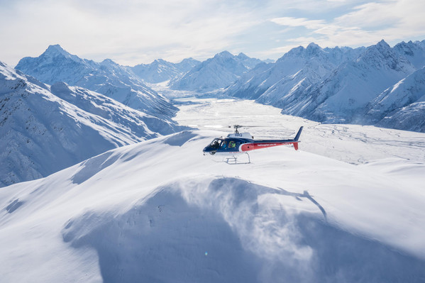 Mt Cook Scenic Helicopter Discount