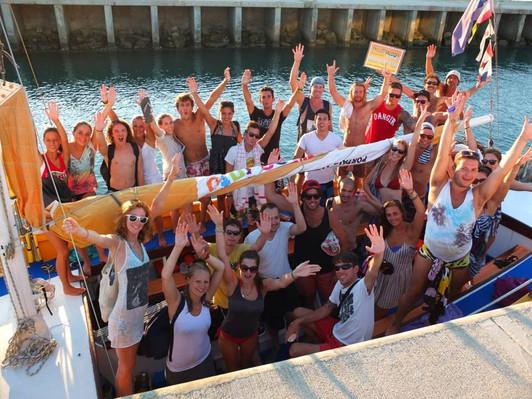 Rimini & San Marino - Beach & Party Tour
