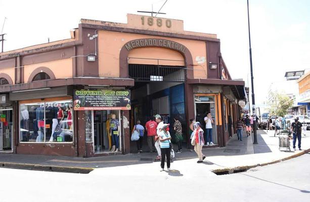 San Hose Market