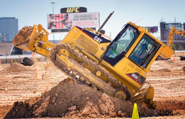 Big Dig Bulldozer Experience