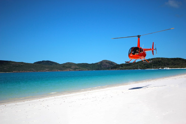 cairns reef and whitehaven beach