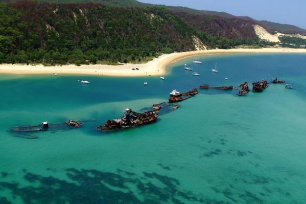 Moreton Island Tangalooma