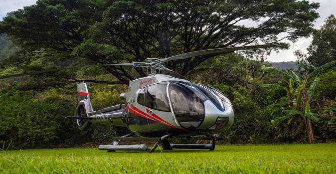 Hana Rainforest Experience Helicopter Flight