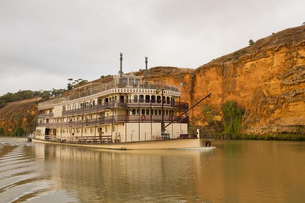 7 Night Upper Murray River Cruise