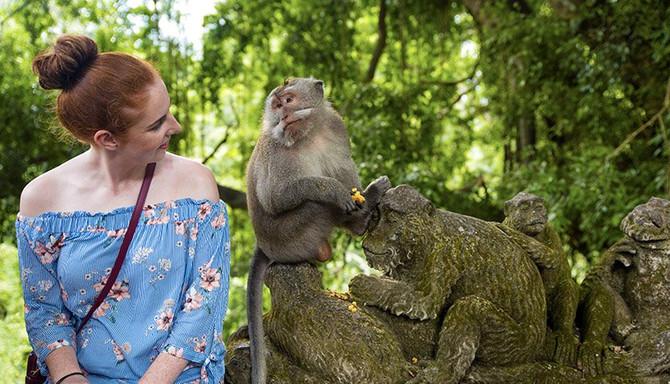 ubud bali animal sanctuary