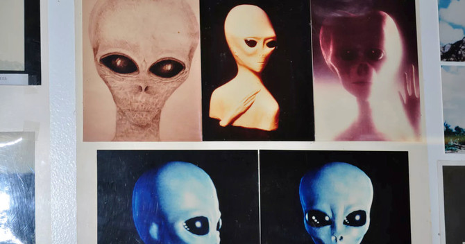 Area 51 Tours from Las Vegas special