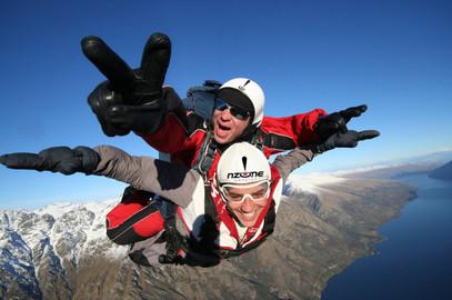 Queenstown Tandem Skydive