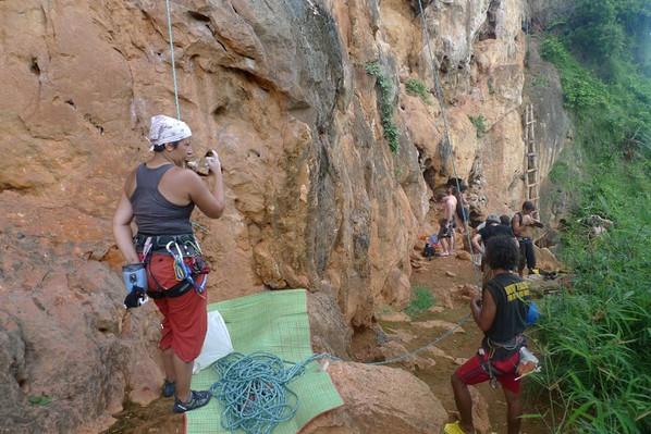 Thailand Krabi rock climbing tours voucher