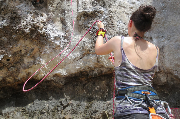 Full Day Climbing Tour in Thailand