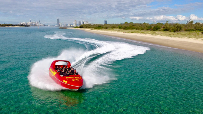jet boat and helicopter Combo Discounts