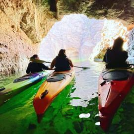 3 hour Emerald Cave Kayak Tour