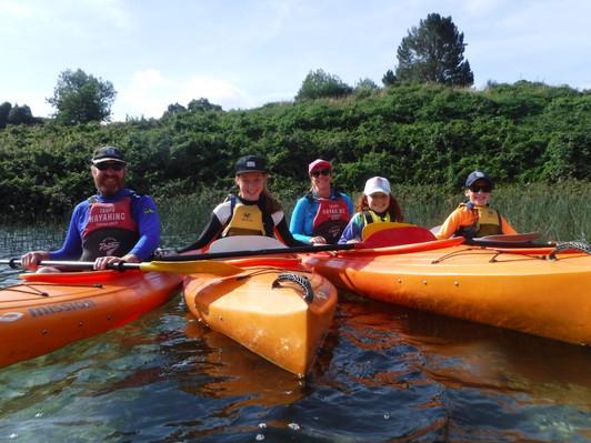 waikato river kayak taupo