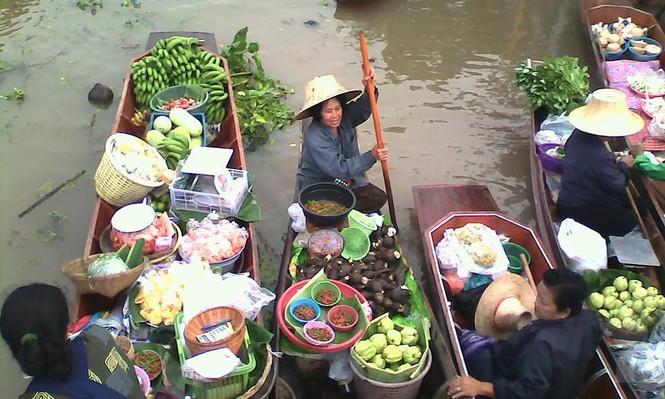 Bangkok river tour voucher