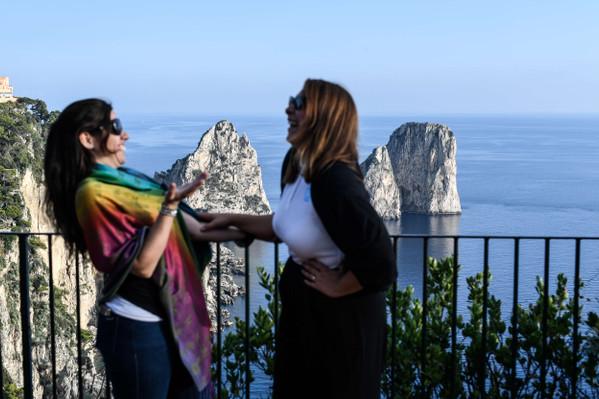 Day trip to Capri and Anacapri