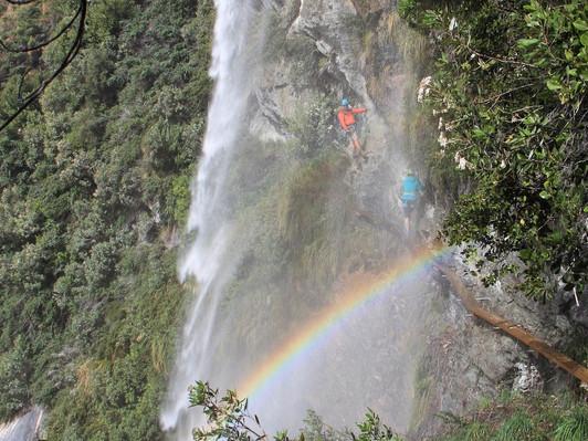Canyoning Wanaka Waterfall Climb Deals