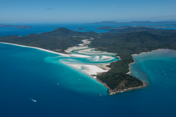 Whitsundays Fly and Cruise Package