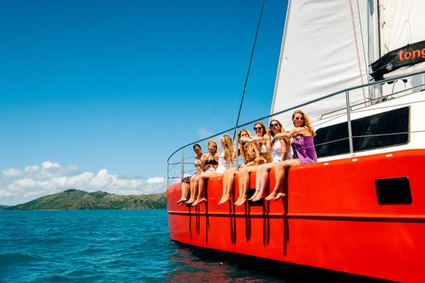 best boat whitsundays cruise