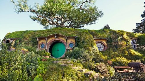 Hobbiton Movie Set Tour from Auckland