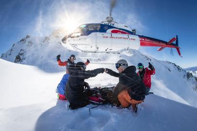 Heli Ski Classic - 7 Runs, 1 Day