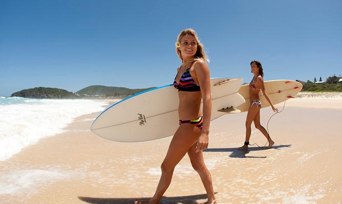 Sydney surfing tour deals