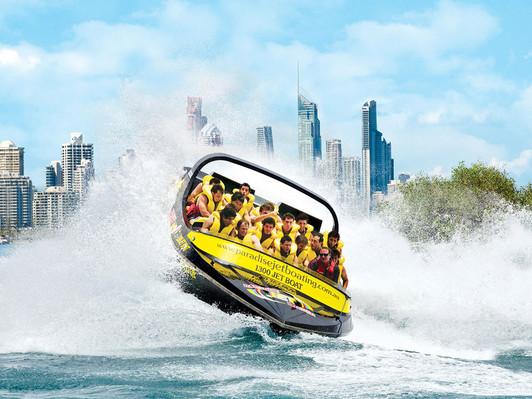 Gold Coast Jet Boat