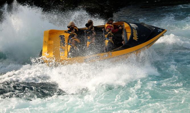 Taupo Jet boat reviews