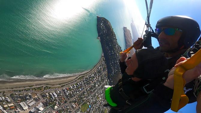 Christchurch Skydive