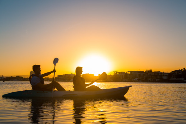 Surfer's Paradise Queensland kayak