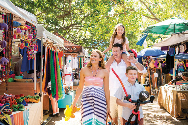 Sunshine Coast Hinterland And Noosa Trip