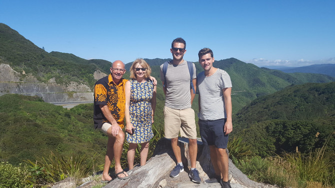 Wellington Wine & Nature Tour