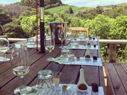 Waiheke Island food tour