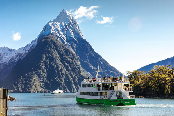 milford sound cruise deal