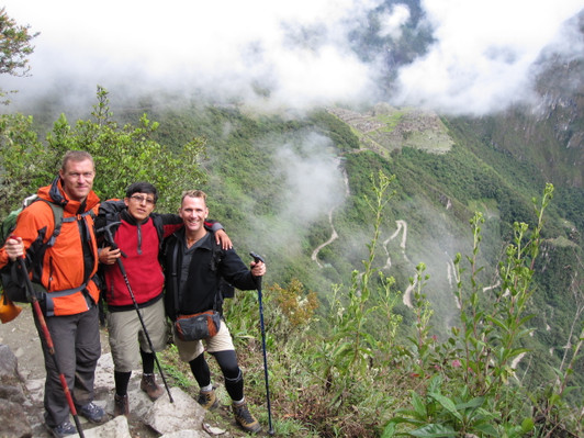 4 DAY INCA TRAIL TREK TO MACHU PICCHU 3