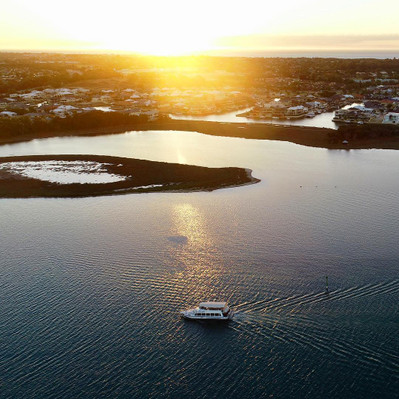 Mandurah Sunset Cruise with Tapas