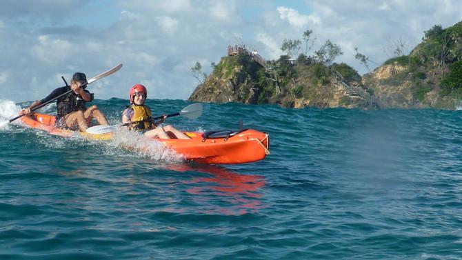 kayak tour byron bay