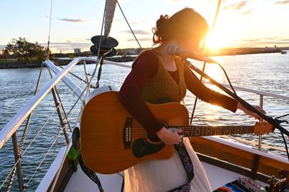 Mooloolaba Sunset Cruise with Live Music