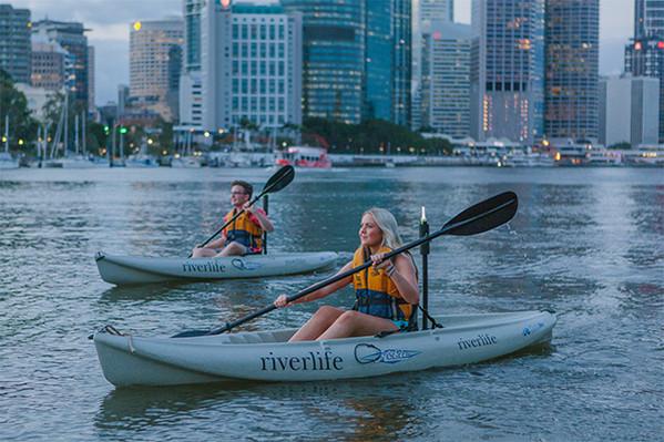 Brisbane River Kayaking deals
