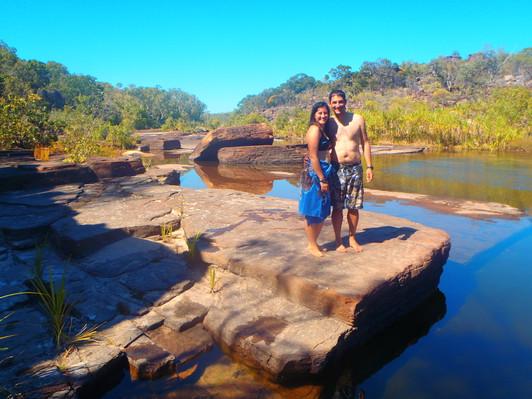 4WD tour in Kakadu