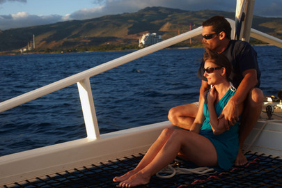 1 Hour 30 Minute Kona Sunset Cruise