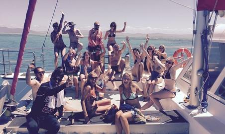 1 Day Sailing Tour: Reef Daytripper
