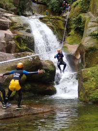 Torrent River Canyoning - Full Day